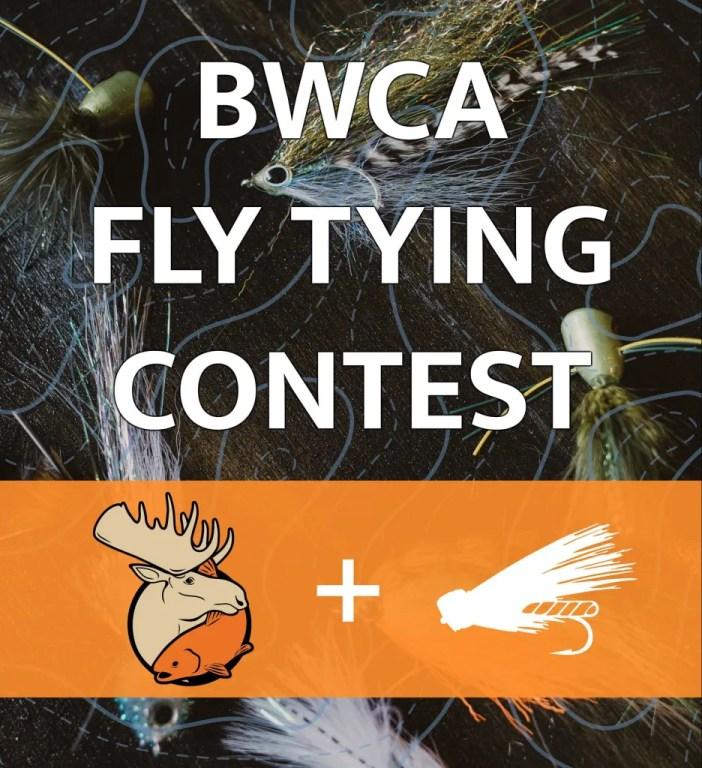 BWCA FLY TYING CONTEST