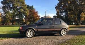 1988 Peugeot 205 1.9 GTI