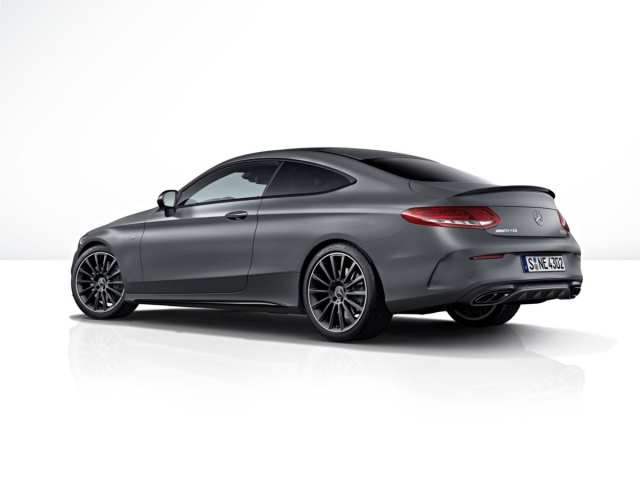 2018 Mercedes-AMG C43 Coupe with AMG Performance Studio