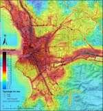 Pollution automobile: les cartes qui font peur