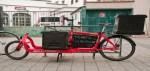 Les vélos-cargo de Strasbourg