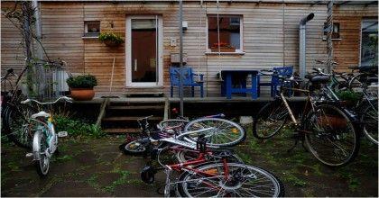 Les quartiers sans voitures: un modèle d'avenir