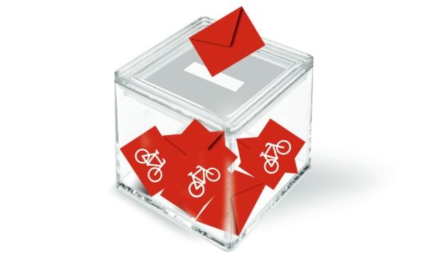 Présidentielle 2017: Votez vélo!