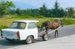 Pas de pétrole : pas de voitures ni de camions