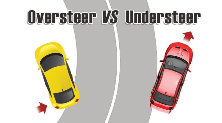 Oversteer vs Understeer: The Differences