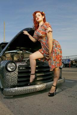 Sexy-Hot-Rod-model-Gia-Gene