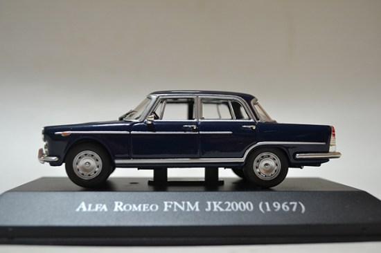 Alfa Romeo FNM JK2000 1967
