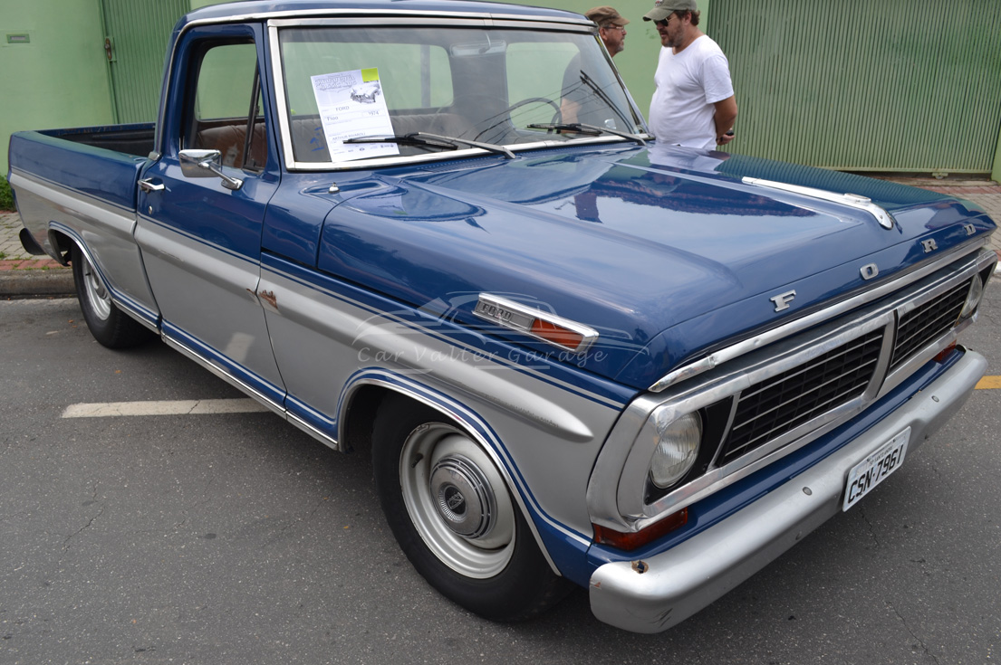 Ford F100 1974