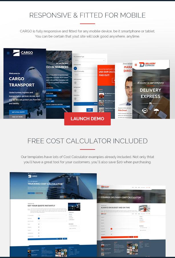 Cargo – Transport & Logistics - 4