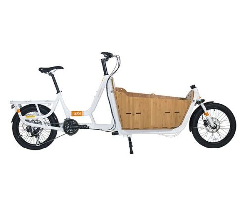 Supermarche Bamboo Box OnBike Side View 1