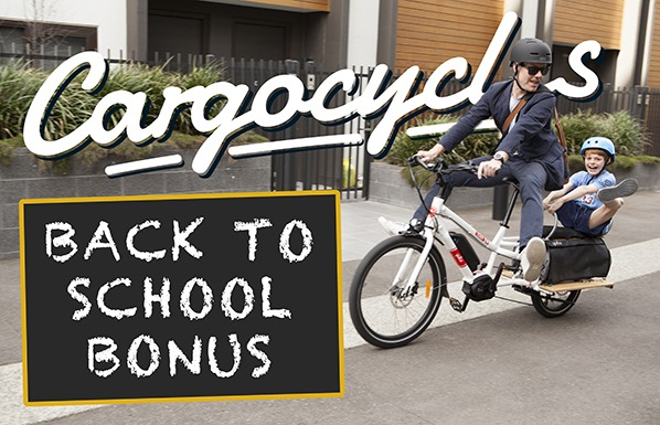 Yuba Electric Back to School Offer | Cargocycles