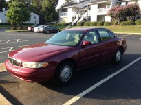 My Buick - everyone at work makes fun of me they're just jealous