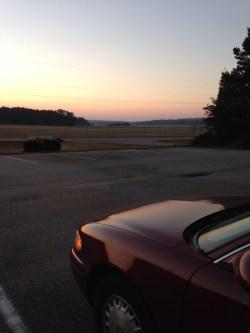 Morning at Aerotron