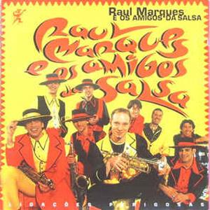 raul marques e os amigos da salsa