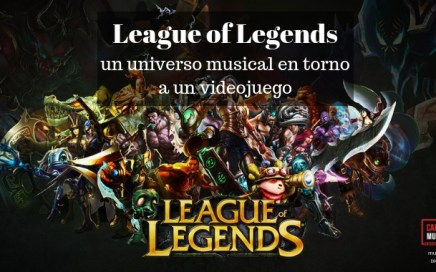musica league of legends