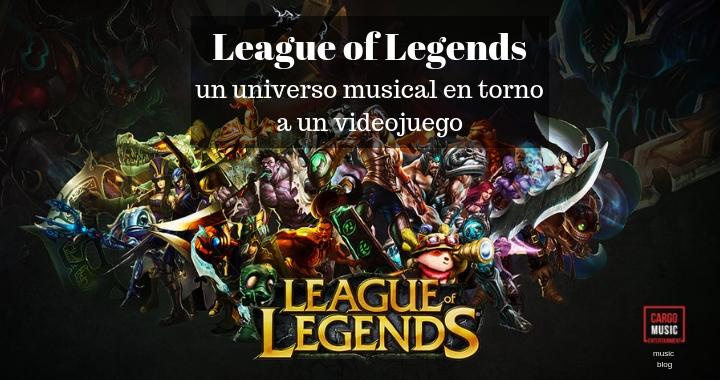 musica league of legends