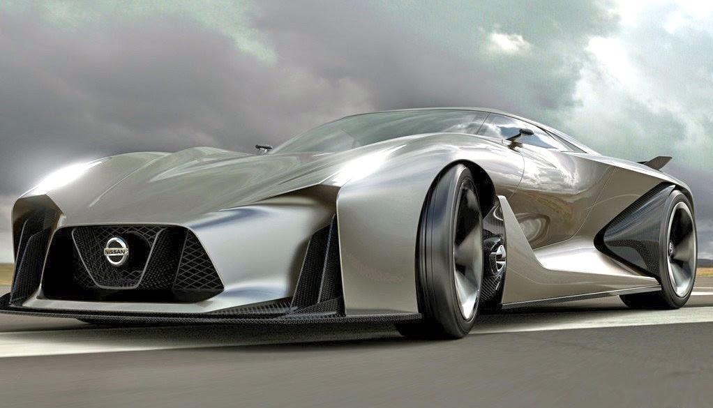 NISSAN CONCEPT 2020 HYBRID GT R SUPERCAR Car Guy