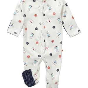 sailor spot sleepsuits