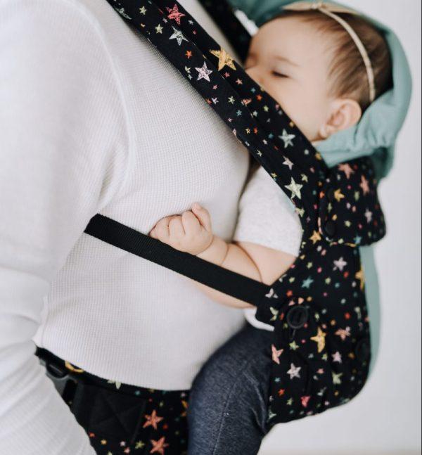 Tula Explore Rainbow Stars lifestyle asleep