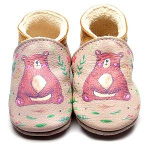 bear-cream-print-leather-inchblue-baby-shoe