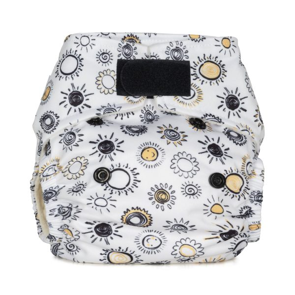 Baba+Boo Sunshine Newborn Reusable Nappy