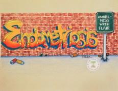Endo Graffiti