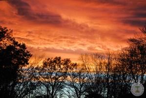 Autumn Sunset WM