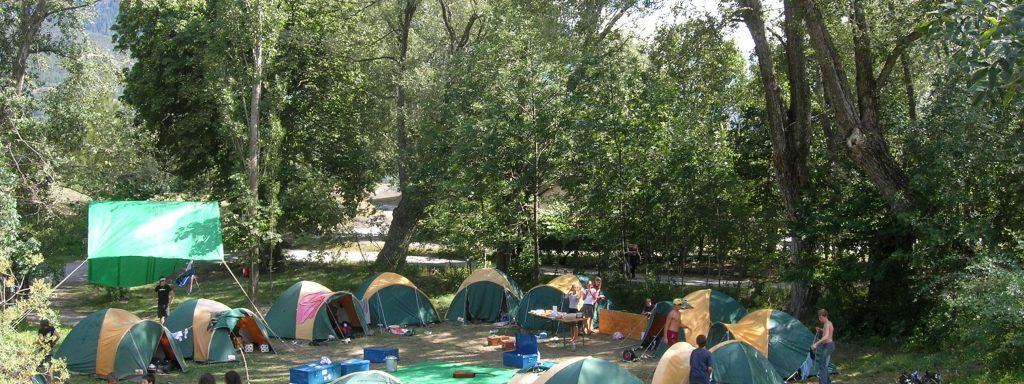club de tentes
