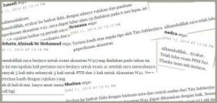 Rujukan Peperiksaan Online Pegawai Tadbir Diplomatik