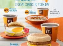 Hari Sarapan Kebangsaan Bersama McDonald's Malaysia