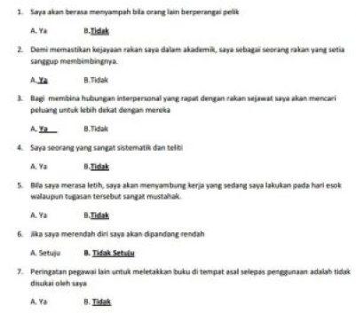 Contoh Soalan Peperiksaan Pegawai Antidadah S41