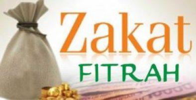 Kadar Bayaran Zakat Fitrah Pahang 2017