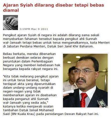 Syiah Malaysia