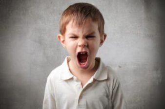 Mengapa Si Kecil Marah