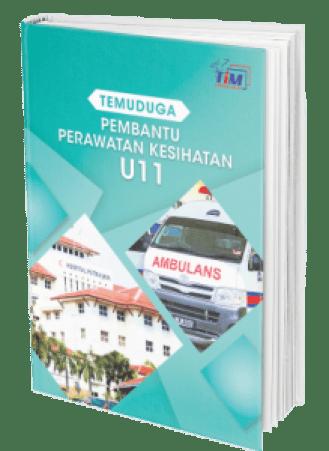 Soalan Temuduga Pembantu Perawatan Kesihatan U11 (PPK, Atendan)