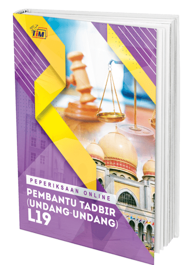 Rujukan Exam Pembantu Tadbir L19 Undang-Undang