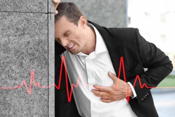 Mati Dalam Tidur Kerana Serangan Jantung.