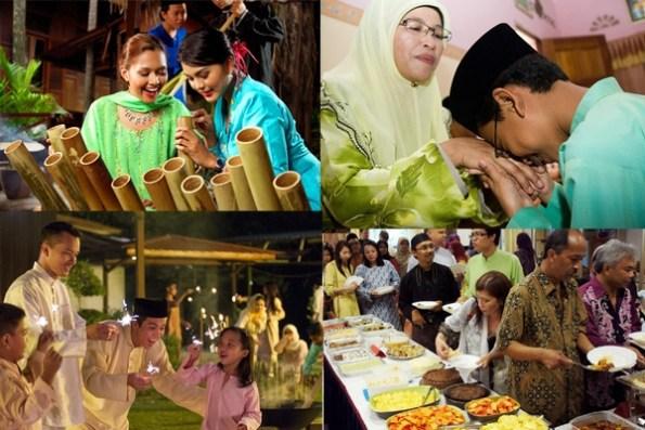 Tangguh Cuti Raya Aidilfitri 2020. Indonesia Dah Umum, Malaysia?