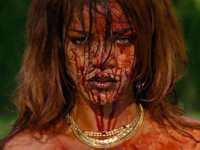 Rihanna Finally Releases Visual For #BBHMM