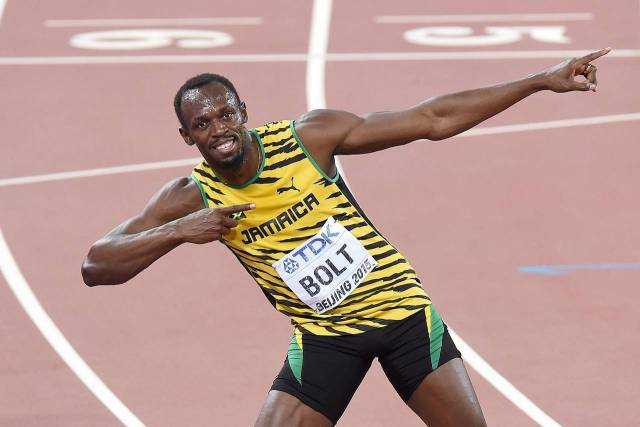 Usain Bolt- Back to Back in Beijing