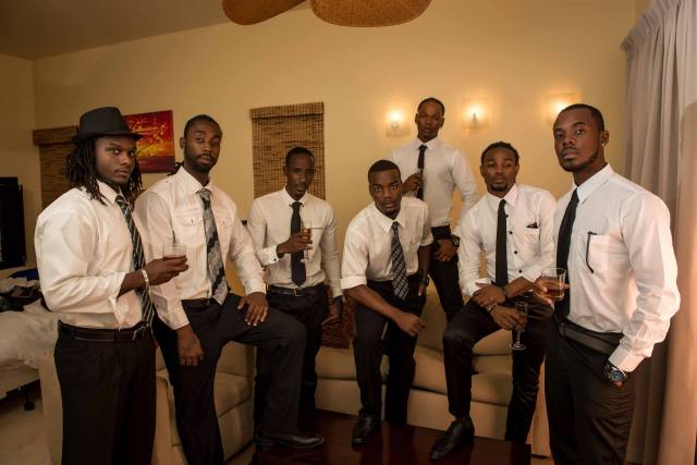 """St. Kitts First All Male Fashion Show- """"A Gentleman's Touch"""""""