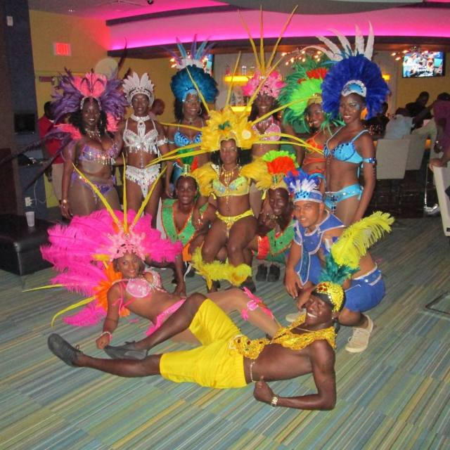 Fhunn Vybz Releases Their Carnival Troupe 'Glitz And Glamour' For Sugar Mas 44