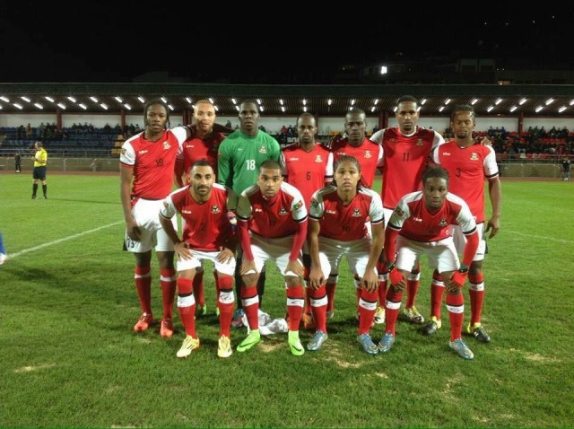 St. Kitts-Nevis Sugar Boyz Defeat Andorra 1-0