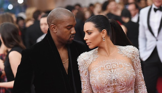 "Kim and Kanye Announce The Name Of Their New Baby Boy: ""Saint"""