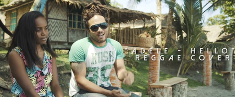 Reggae cover of Adele's hit song 'Hello'