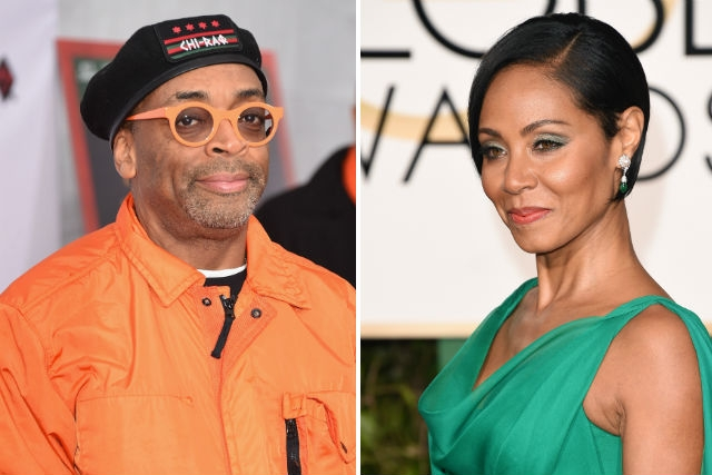 Spike Lee and Jada Pinkett Smith Boycott the Oscars pt. 1