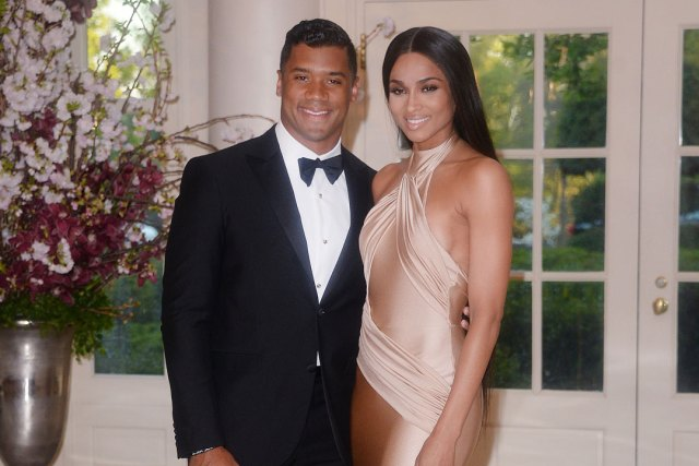 Russel Wilson Finally Popped The Question To Ciara, AND SHE SAID YES!