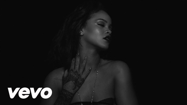 "More Nips From Rihanna As She Drops New Black-And-White Video For""Kiss It Better"""