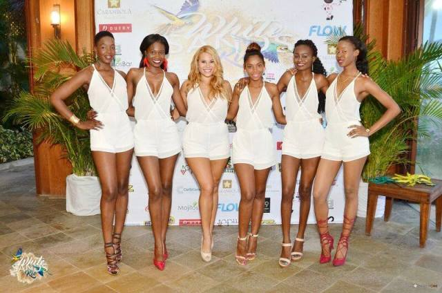 Meet The Girls For This Year's White Swimsuit Competition!