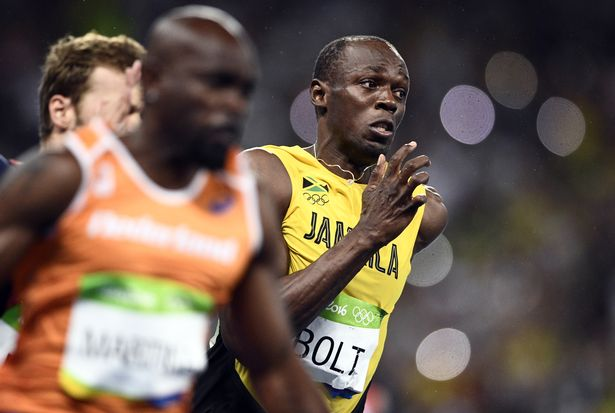 Individually, Bolt is Immortal